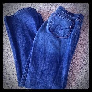 COH Women's Boot Cut Jeans